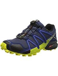 Salomon - Speedcross 4 - Chaussures à Randonnée - Homme