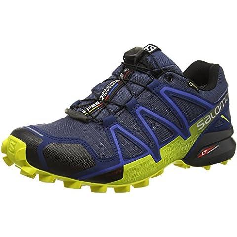 Salomon L38311800, Zapatillas de Trail Running para Hombre