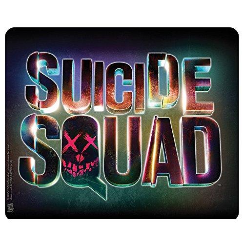 Preisvergleich Produktbild DC Comics - Suicide Squad - Mausmatte Mauspad - Logo - 23 x 19 cm