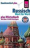 Reise Know-How Sprachführer Russisch - Wort für Wort plus Wörterbuch: Kauderwelsch-Band 7+