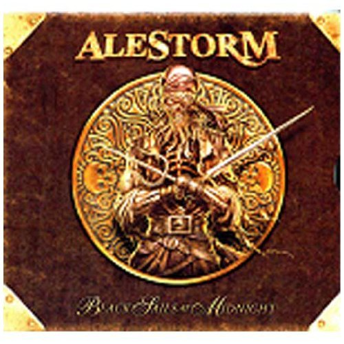 Black Sails At Midnight By Alestorm (2013-07-01)