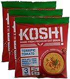 #10: Big Bazaar Combo - Kosh 3 Min Oat Grain - Terrific Tomato, 40g (Buy 2 Get 1, 3 Pieces) Promo Pack