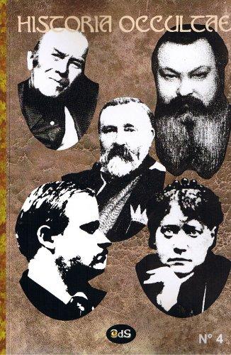 Historia Occultae N04 - Revue annuelle des sciences sotriques