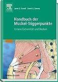 Handbuch der Muskel-Triggerpunkte, 2 Bde., Bd.2, Untere Extremität - David G. Simons, Janet G. Travell
