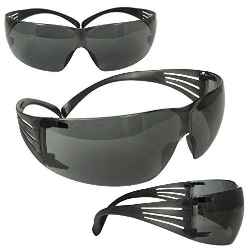 3M Schutzbrille SecureFit PC grau