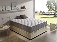 Visco Mattress grafeno Certificate Gift with Pillow Aloe Vera Visco grafeno (All Measures)