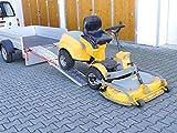 2 mal Alu Auffahrrampe Rampe 680 kg klappbar Quad ATV Aufsitzrasenmäher