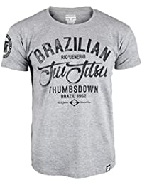 Brazilian Jiu-Jitsu T-shirt. Thumbs Down Last Fight. Rio De Jenerio. Brazil. Martial Arts. MMA T-shirt