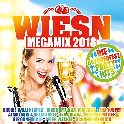 Wiesn Megamix 2018 [Explicit] ...
