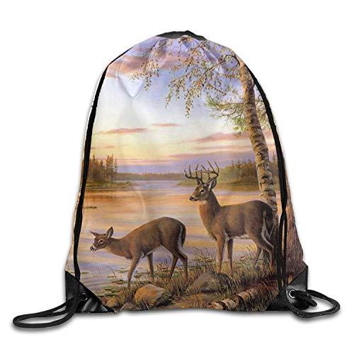 ZabJor Drawstring Gym I Like Big Books New Drawstring Backpack Rucksack Shoulder Bags Bag