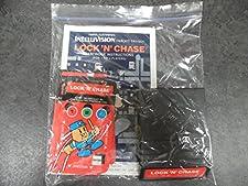 Lock 'n' Chase - Big Book Style Box (Intellivision)