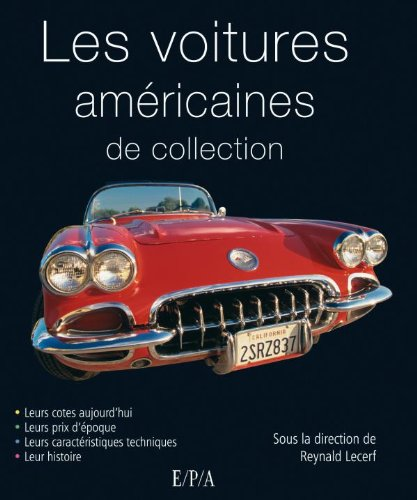 Voitures américaines de collection
