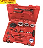 Rothenberger Industrial Sanikit - Sanitär Werkzeugkoffer, 070673E