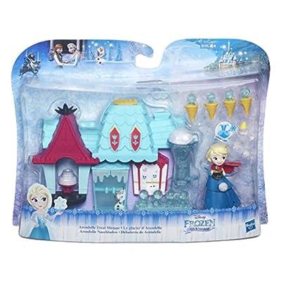 Frozen - Playset pequeña Reina Arendelle (Cefa Toys B5195EL20) por CEFA toys