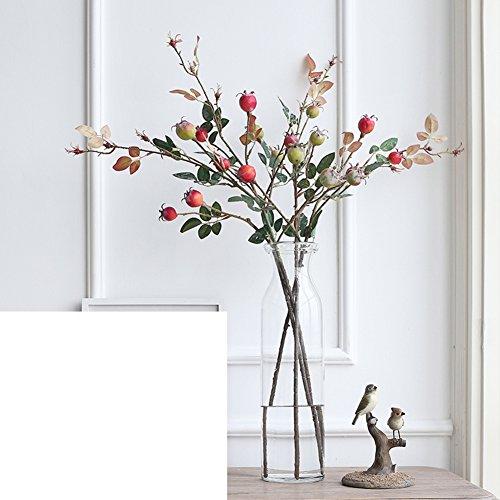 Clear Glass Vase/ Creative Home Decorations/simple Flower Decoration-a