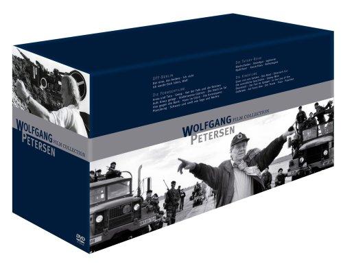 """Wolfgang Petersen Film Collection (inkl. 6 Tatort-Folgen, u.a. """"Reifezeugnis"""") (22 DVDs)"""