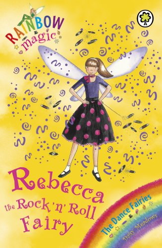 Rebecca the rock 'n' roll fairy
