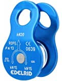 EDELRID Umlenkrolle, Turn, blue