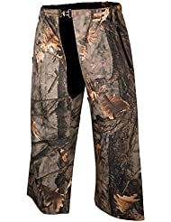 Cuissard de chasse antironce camo Big Game Somlys 392
