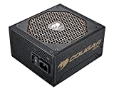 Cougar GX série 1050 W Alimentation 80 Plus or 14 cm L