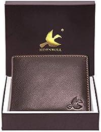 HORNBULL Maddison Men's Genuine Leather Wallet