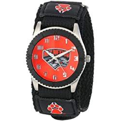 """Game Time Unisex COL-ROB-NM """"Rookie Black"""" Watch - New Mexico"""
