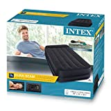 INTEX - Colchón Hinchable Dura-Beam Standard Pillow Rest - 99 x 191 x 42 cm (64122)