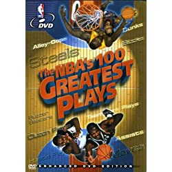 Nba's 100 Greatest Plays [Reino Unido] [DVD]