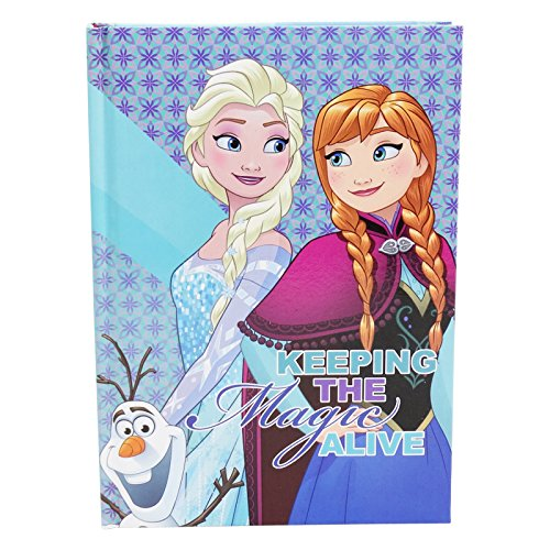 Disney frozen magic diario standard diario scolastico 10 mesi