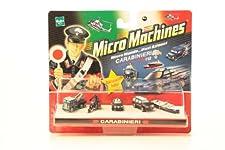 Micro Machines Blister Carabinieri Assortimento 7