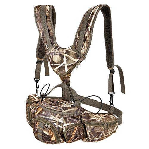 Lixada multifunzionale borse di pesca arrampicata camuffamento borsa per la pesca campeggio fanny pack