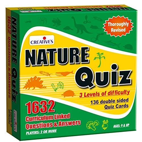 Creative's Nature Quiz (Multi-Color)