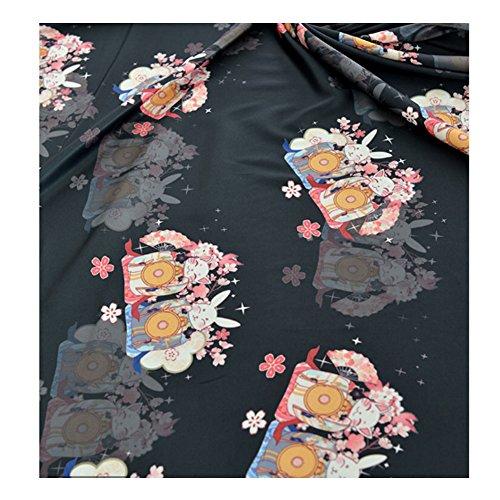 Herstellung Für Kostüm Anfänger - East Utopia DIY Stoff DIY Nähen Handwerk für die Herstellung von Tuch, Taschen, Kleid, Mehrzweckgewebe