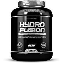 Xcore Hydro Fusion Whey Protein Powder, El Suplemento con Sabor a Chocolate para el Crecimiento