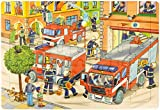 EDUPLAY 120407 Puzzle Feuerwehr