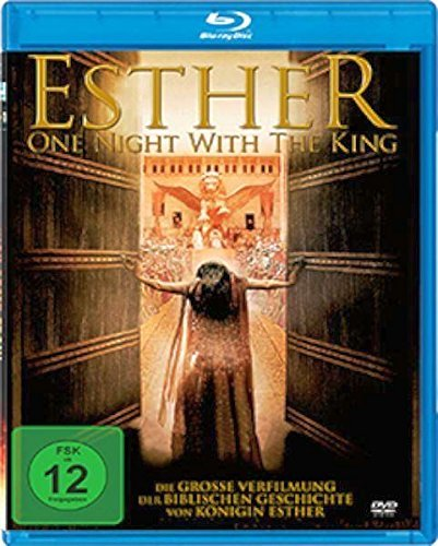 Esther - One Night With The King + Apostel Petrus und das letzte Abendmahl [Blu-ray]