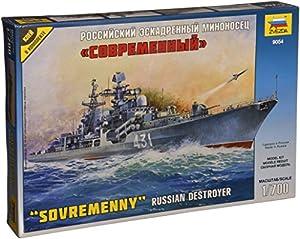 Zvezda - Maqueta de barco escala 1:700 (Z9054)