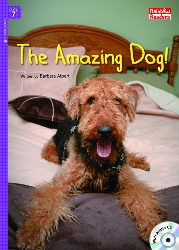 The Amazing Dog (Rainbow Readers Book 350)