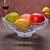 transparente Schalen kreative Fashion kontinentalen Fruit Wohnzimmer Couchtisch Frucht Obst-B
