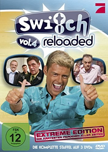 Switch reloaded Vol. 4 [3 DVDs] Switch-dvd