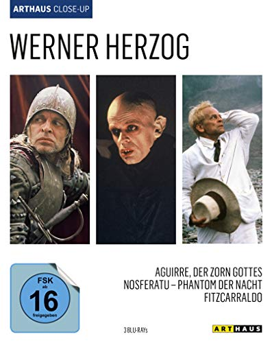 Werner Herzog / Arthaus Close-Up [Blu-ray]
