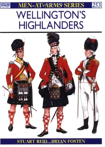 Wellington's Highlanders (Men-at-Arms)