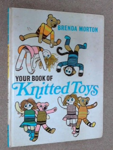 Your book of knitted toys