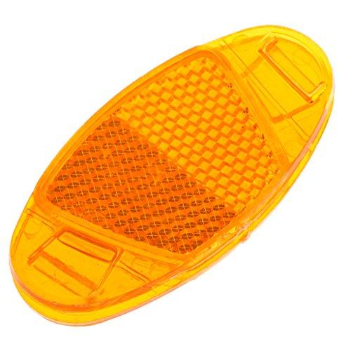 Celan Fahrradspeichen-Reflektor, reflektierend, 1 Stück