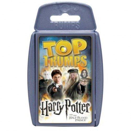 Harry Potter & Half Blood Prince Top Tru