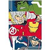 Super Weich–Marvel Avengers Fleece Decke–Kinder Schlafzimmer Überwurf