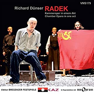Radek, Act I, Scene 4: Der plombierte Zug (Radek, Lenin, Sinowjew, Dr. Blum, Krupskaja)