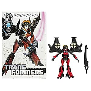 Transformers Generations Deluxe Class Windblade Figure by Transformers by Transformers