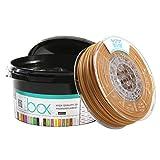Avistron 1kg PLA 1.75mm und 2.85 3D Drucker Filament innovative Verpackung (1.75, Gold)