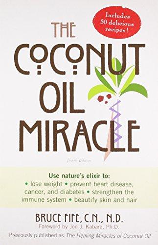 Preisvergleich Produktbild The Coconut Oil Miracle